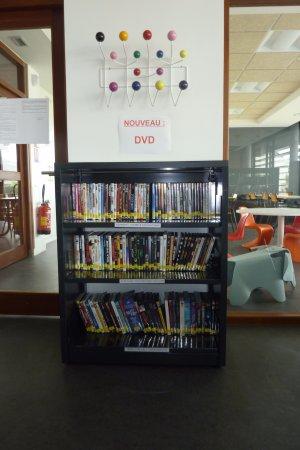 Bretteville-du-Grand-Caux, France: DVD