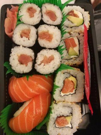 Sushi Artist: Sushi box