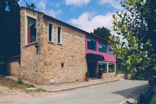 Parada De Francos Restaurant: el camino