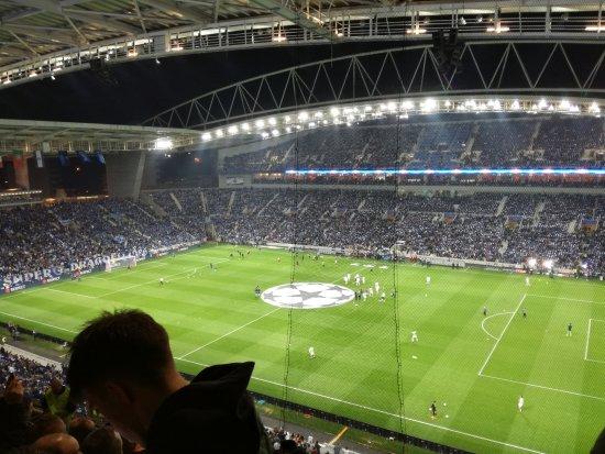 Estádio do Dragão : Interno