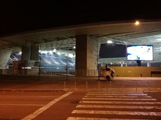 Estádio do Dragão : Esterno