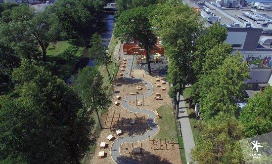 Park W Dechę