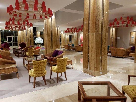 Hotel Reina Isabel: Ala-aula
