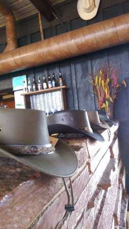 Hanksville, UT: cowboy