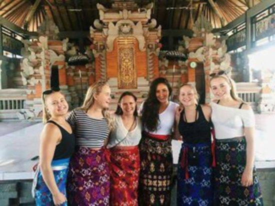 Ketut Rhonda Tour: After watching kecang dance at batubulan ubud bali