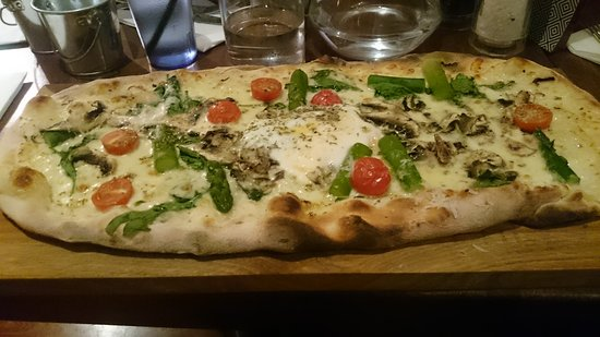 Italian Restaurant Woodford