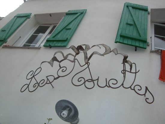 Hotel Les Mouettes: sculpture