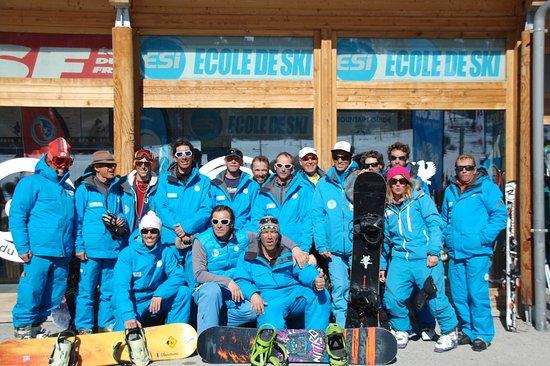 ESI - Ecole de Ski de Monetier