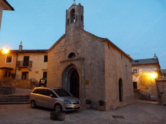 Crkva Sv. Trojice, Kastav