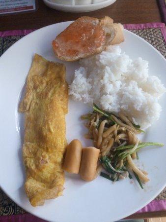 Rithy Rine Angkor Hotel : breakfast