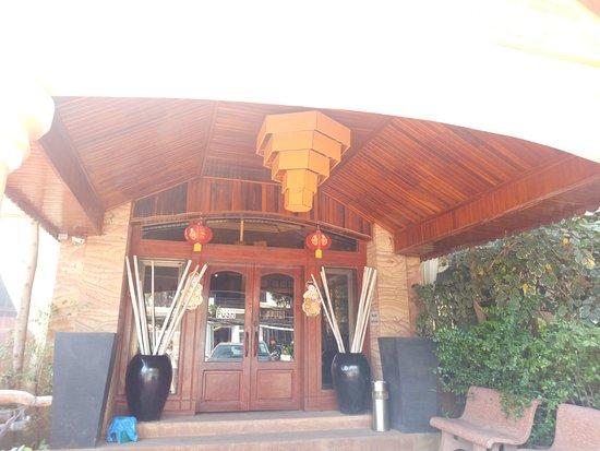 Rithy Rine Angkor Hotel : Outside