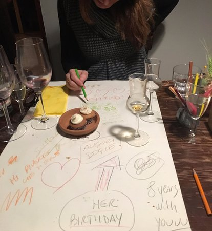Zeller Bistro: Tablecloth To Play