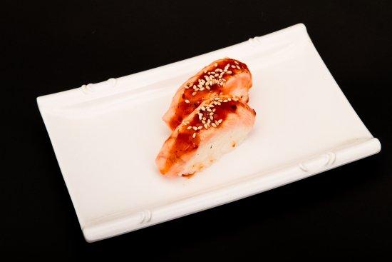 Sashimi Saumon Thon Daurade Picture Of Nina Sushi Paris Tripadvisor