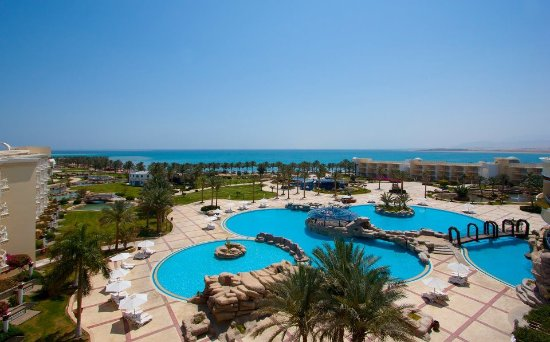 "SENTIDO Palm Royale Soma Bay ""Place like no other"""