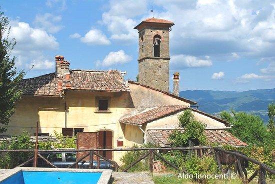 Vicchio, Italy: Chiesa di S.Andrea a Barbiana 2