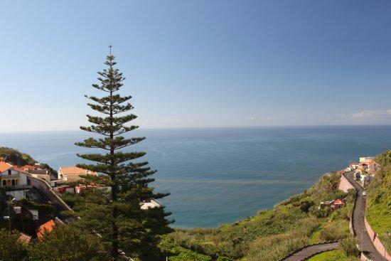 Hotel Do Campo: prachtig uitzicht op de oceaan vanuit de kamer/balkon