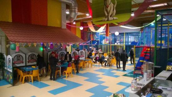 Ponts, Frankrijk: Plaine de jeux , anniversaires enfants
