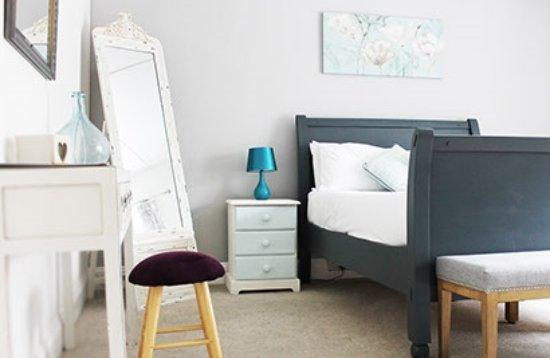 Hatch Beauchamp, UK: Spacious double room