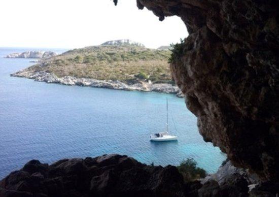 Marathopoli, Greece: Trekking - Proti Island