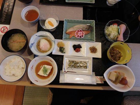 Shoei: おいしい朝食