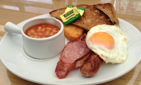 Our Mini Breakfast Is Proving Very Popular Served With A
