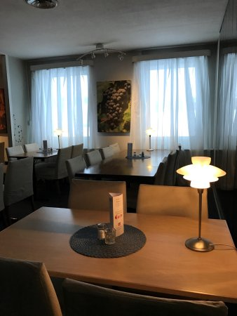 Interior - Picture of Strand City Hotel, Ornskoldsvik - Tripadvisor
