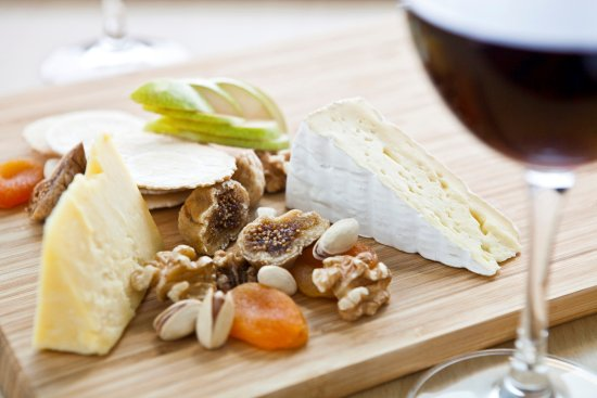 Talbot Provedore and Eatery, cheese platter