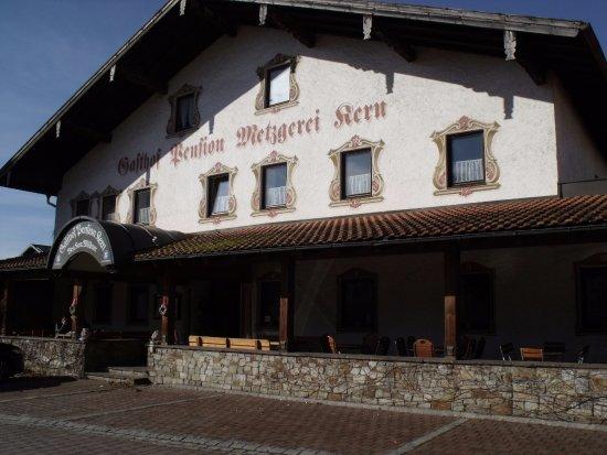 Halfing, Alemania: Restaurant