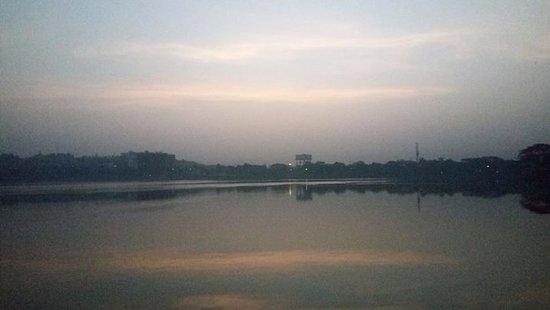 Bhiwandi, Индия: Another morning sunrise photo