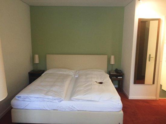 Sorell Hotel Asora: Bedroom