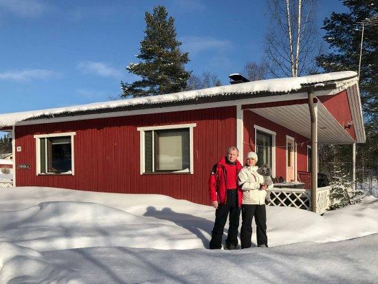 Juankoski, فنلندا: Коттедж с двумя спальнями.