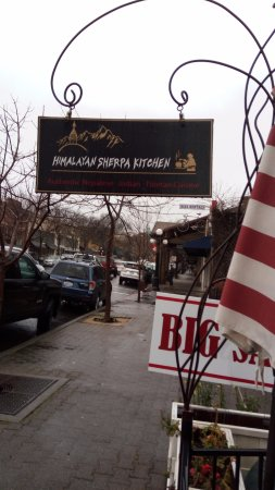 Himalayan Restaurant St Helena