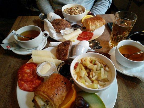 Photo of Cafe Bang & Jensen at 130 Istedgade, Copenhagen, Denmark