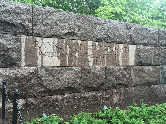 Franklin Delano Roosevelt Memorial: photo0.jpg