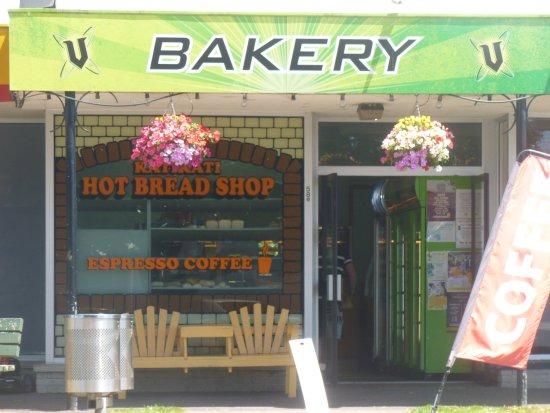 Katikati, Новая Зеландия: Hot Bread Shop