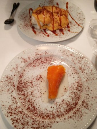 Paco de Arcos, Portugal: Sobremesas