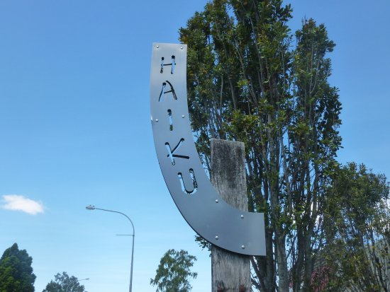 Katikati, New Zealand: Haiku Pathway