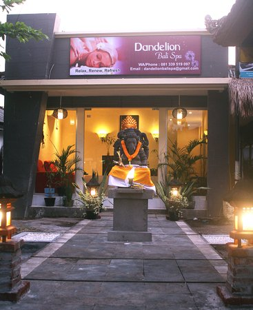 Dandelion Bali Spa