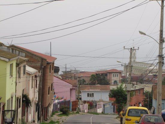 Ruta Valparaiso - Private Tours: construcciones Valparaiso