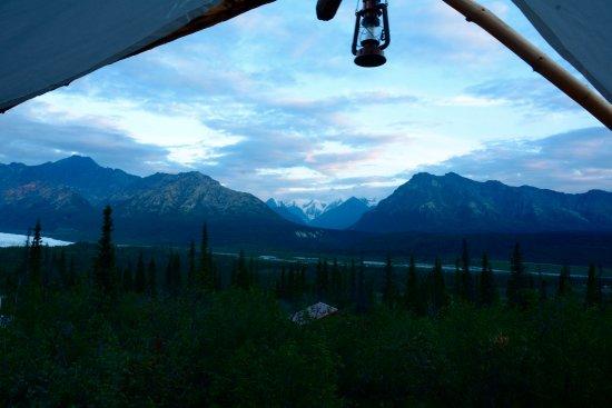 Glacier View Aufnahme