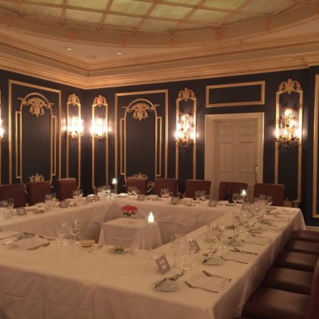 Queen's Landing: Private Dining Room at the Tiara Restaurant