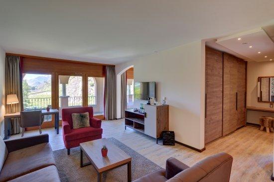Uvrier, Schweiz: Suite