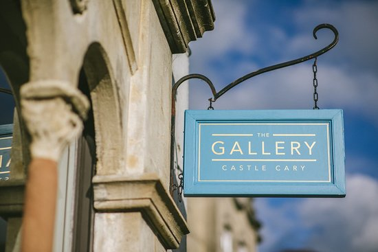 Castle Cary, UK: The Gallery Bar