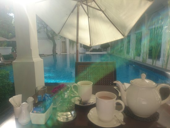 Ping Nakara Boutique Hotel & Spa: Breakfast