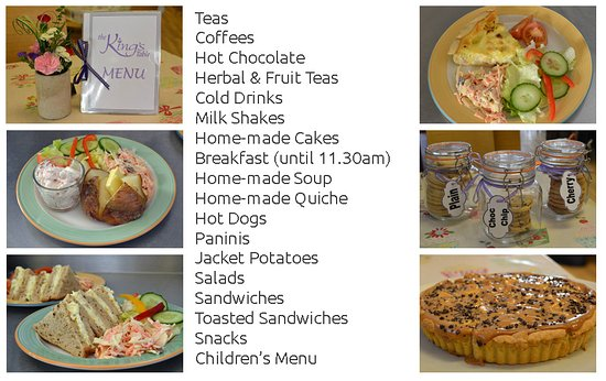 The Kings Table Menu Picture Of The Kings Table Kenilworth - King's table restaurant