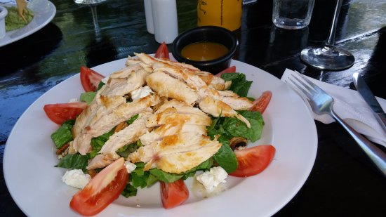 Mayan Bistro: Salad