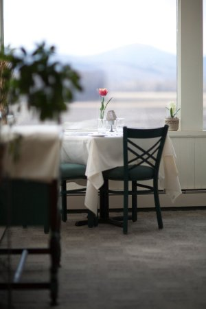 Fryeburg, ME: Breakfast With A View For Inn Guests