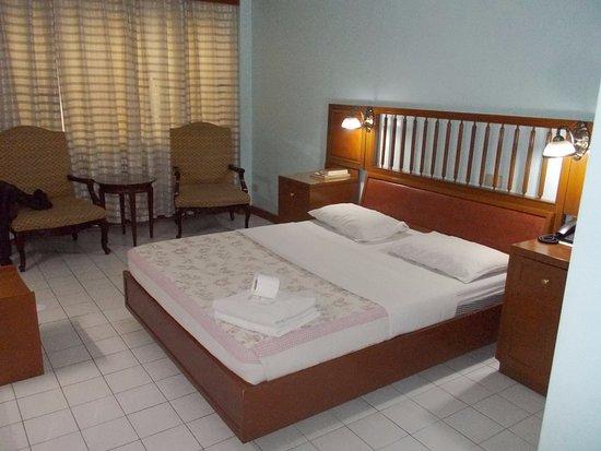Hotel Soriente : ツインの部屋もあります