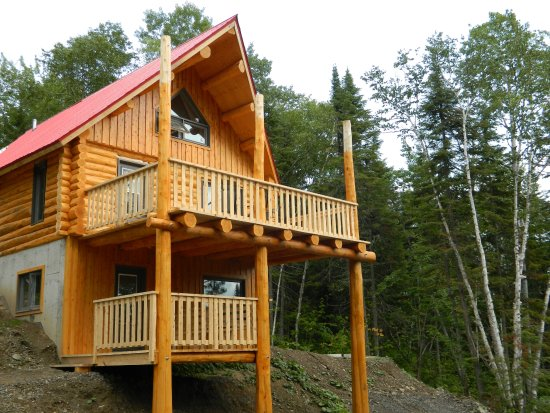 St-Donat de Rimouski, Kanada: Chalet Huard à louer