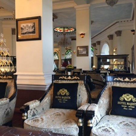 Ảnh về Khách sạn Majestic Sài Gòn